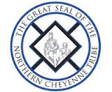 Northern Cheyenne logo Minnesota was once home to the Cheyenne people, and we still hold our ancestral lands in high regard.